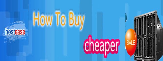 HostEase美国主机2014年3月如何购买更省钱