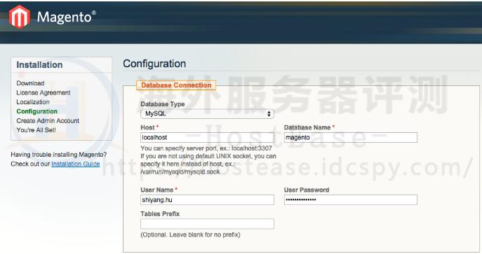 HostEase虚拟主机安装magento教程
